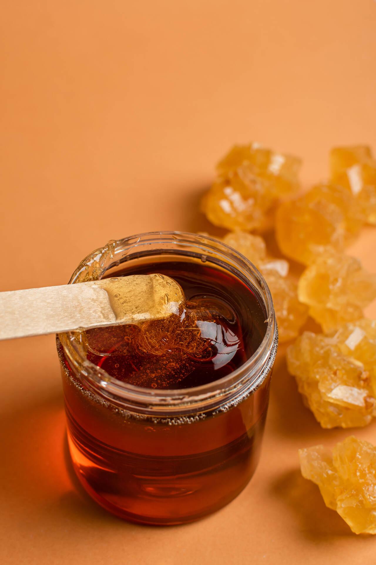 Nous sommes spécialisés dans la dépilation au caramel sur Cahors | Au Temple du Bien Être